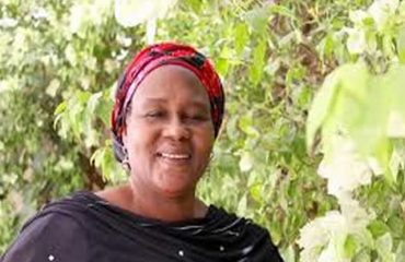 PROMOTING FAMILY VALUES; BALARABA RAMAT YAKUBU: FORCED INTO MARRIAGE AT AGE 13 YEARS; TOOK CHARGE OF HER FUTURE