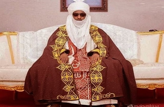 The Emir of Kano, Muhammad Sanusi II