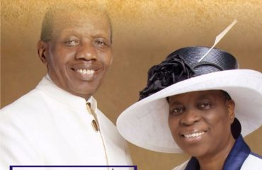 PARENTING & ROLE MODELLING —- A MOST DIFFICULT, BUT LOVING ASSIGNMENT – DADDY & MUMMY ADEBOYE AS ROLE MODELS —  Testimony by Bishop David Oyedepo