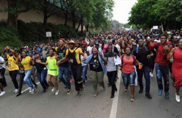 REMINISCENCES: — ALUTA CONTINUA! … How university students peacefully scuttled government's political agenda