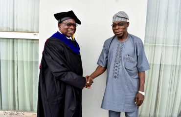 THE ROLE MODELS SERIES – FROM A BATTERY CHARGER TO MASTERS DEGREES HOLDER .. MEET ROYAL FATHER, 76; WHO HAS REFUSED TO STOP ACQUIRING UNIVERSITY DEGREES