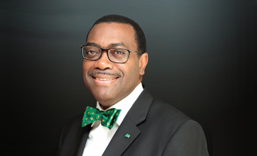 ROLE MODELLING …….  AFRICA'S WASTING POTENTIAL – Akinwumi Adesina